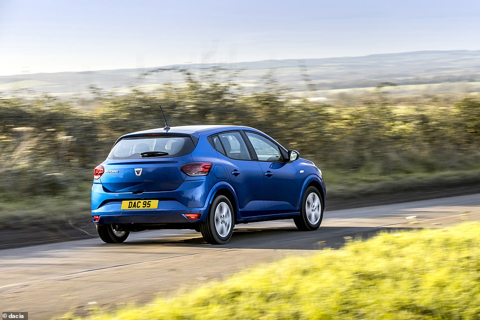 Dacia bosses said the Sandero's victory was a sign of haw far the Romanian brand has come since it was relaunched in the UK by Renault a decade ago