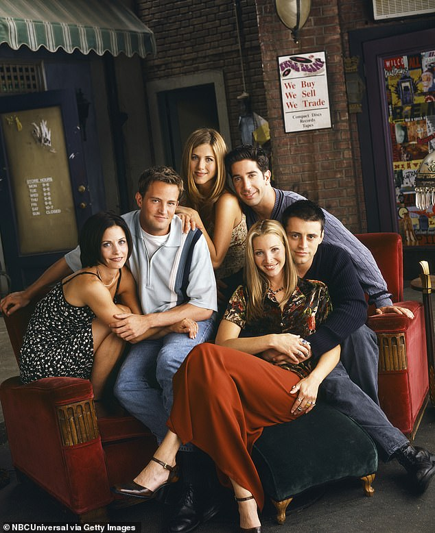 Friends forever:After multiple delays, it looks like the show is set to begin filming in March 2021