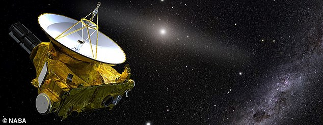 Nasa turned to its New Horizons spacecraft, which experiences an ambient sky 10 timers darker than the darkest sky seen by Hubble