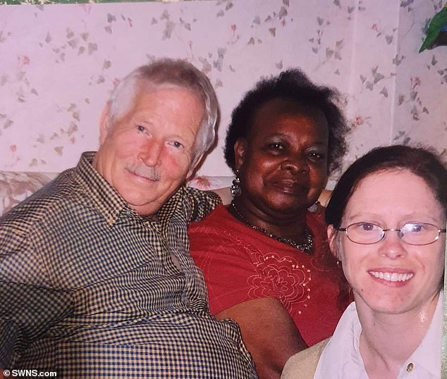 William and Victoria Kemp with their niece. They were both 81 years old when they passed away last week at Southend Hospital in Essex, after a short battle with the virus. Victoria passed away first, on January 4, with William, known as Bill, close behind, on January 8