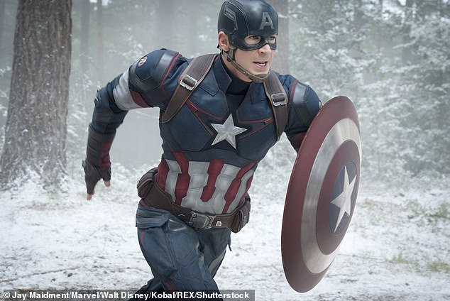 Springing into action:The online entertainment publication revealed that it remains vague whether or not the deal has been closed but it is heading to the star returning in at least one Marvel project with the possibility of there being a second, he is seen in 2015'sAvengers: Age Of Ultron