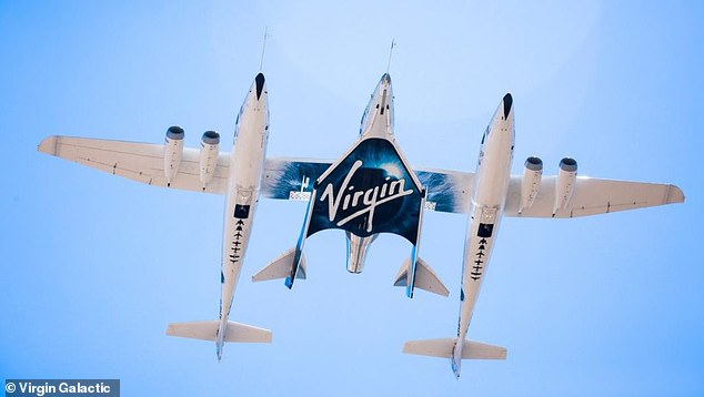 Tribute: The first WhiteKnightTwo, called VMS Eve, was launched in 2008 and has completed an extensive test flight program