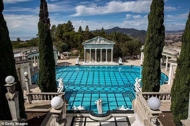 One guest, playwright George Bernard Shaw, famously described San Simeon as 'what God would have built if He had had the money'