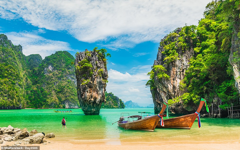 48. PHUKET: This Thai destination is a 'perfect blend of scenic and cultural beauty' and 'there are plenty of wow-worthy photo ops', says Big 7 Travel. It recommends snapping Phuket's Big Buddha, the street art in the old town and theWat Chalong temple