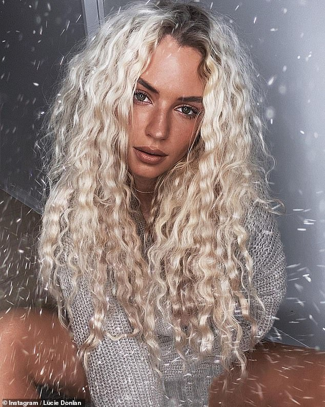 Stunning: The Cornish surfer and model is no stranger to posting stunning pictures on her social media