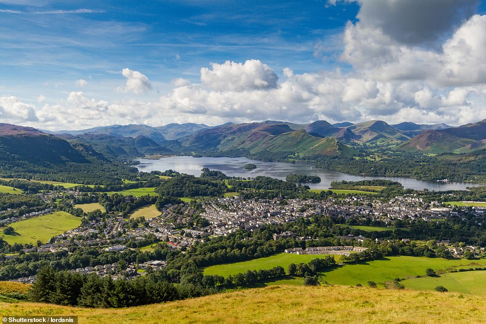 There are wonderful five-day coach tours of the Lake District, which visit Keswick, pictured, Glenridding and Lake Bassenthwaite