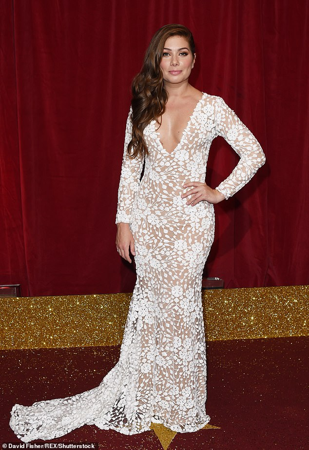 Hollyoaks' Nikki Sanderson hints she would RETURN to Coronation Street asCandice Stowe
