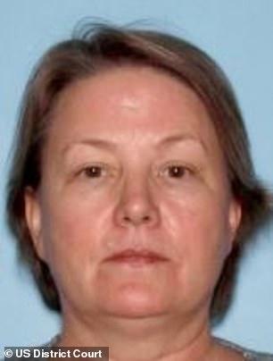 Lisa Eisenhart, 57, was arrested on Saturday