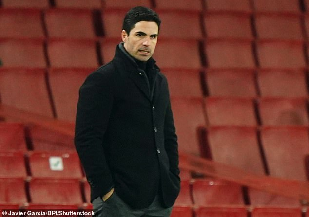 Mikel Arteta has admitted that he needs more from his star striker Pierre-Emerick Aubameyang