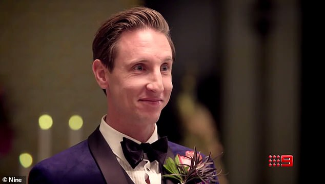 Coming back for more:Married At First Sight Australia is proving to be a ratings SMASH in the United States as Lifetime acquires another season. Pictured: 2020 star Ivan Sarakula