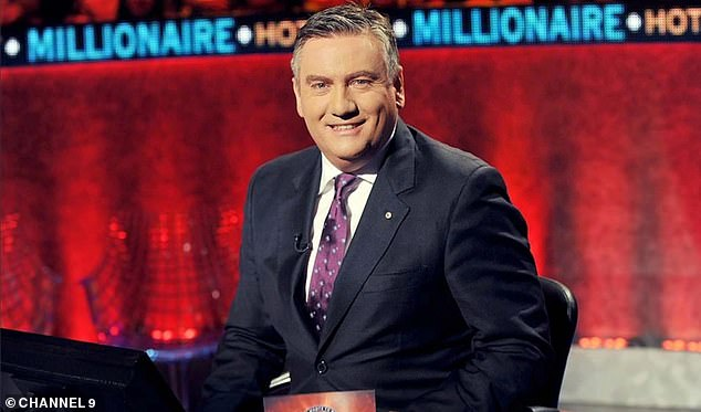 Eddie McGuire suspected a contestant was CHEATING on Who Wants To Be A Millionaire