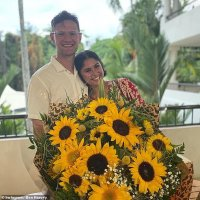 Nova's Ben Harvey shares surprising details about the day he proposed to girlfriend Sam Wallace