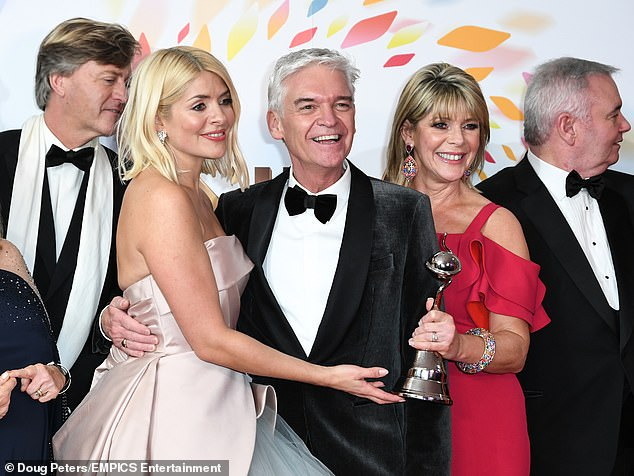 National Television Awards 2021 are postponed AGAIN due to COVID-19 pandemic