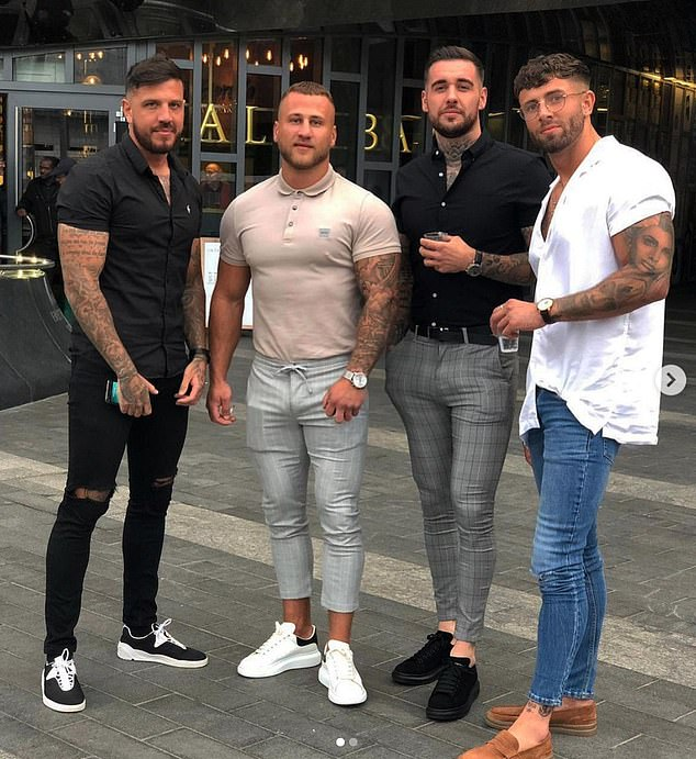 Viral 'meme lads' respond to rumours they will star on the next series of Love Island