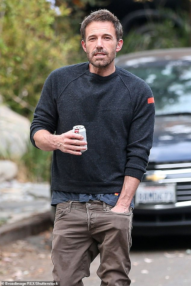 Ben Affleck 'still talks' to ex-girlfriend Ana de Armas as he 'continues to work on himself'