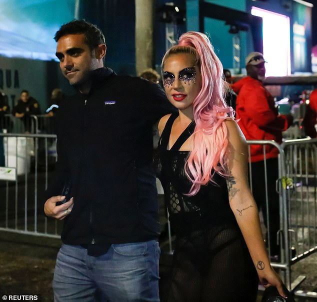They just click:Gaga and Polansky - a Harvard graduate and former investor who works as CEO of Facebook co-founder Sean Parker's Parker Group - started dating in late 2019; in 2020
