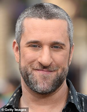 Dustin Diamond is going through a lot of pain in the midst of his cancer fight