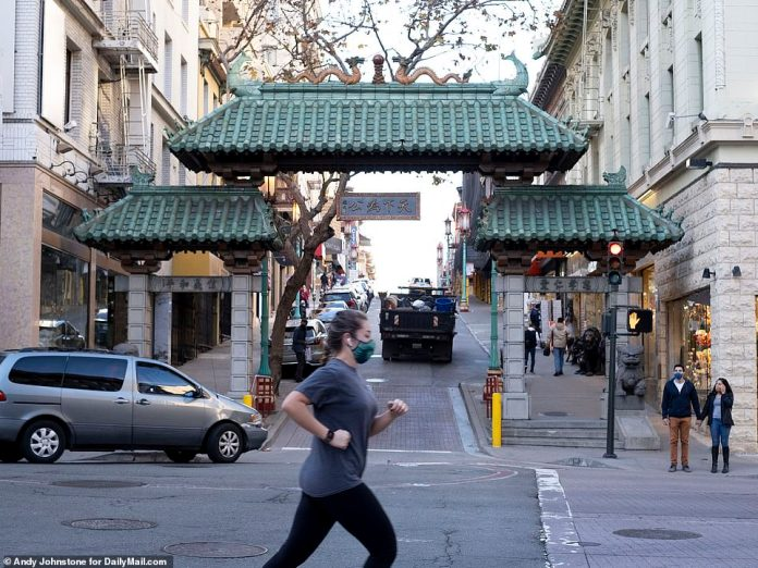 SAN FRANCISCO: The area has been fighting against closures due to the Covid-19 pandemic