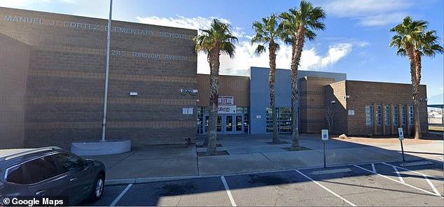 Santa Cruzwas shot dead near this parking lot in East Las Vegas on January 7