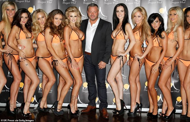 TOWIE star Mick Norcross found dead aged 57