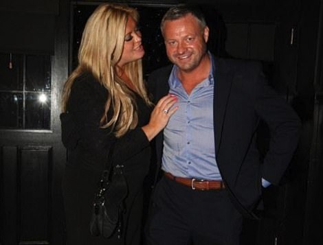 Gemma Collins said she was 'absolutely shocked and saddened by the news' as she said Mick was 'always a gentleman'