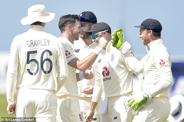 Sri Lanka made it to lunch without further damage but it was a strong start in Galle by England