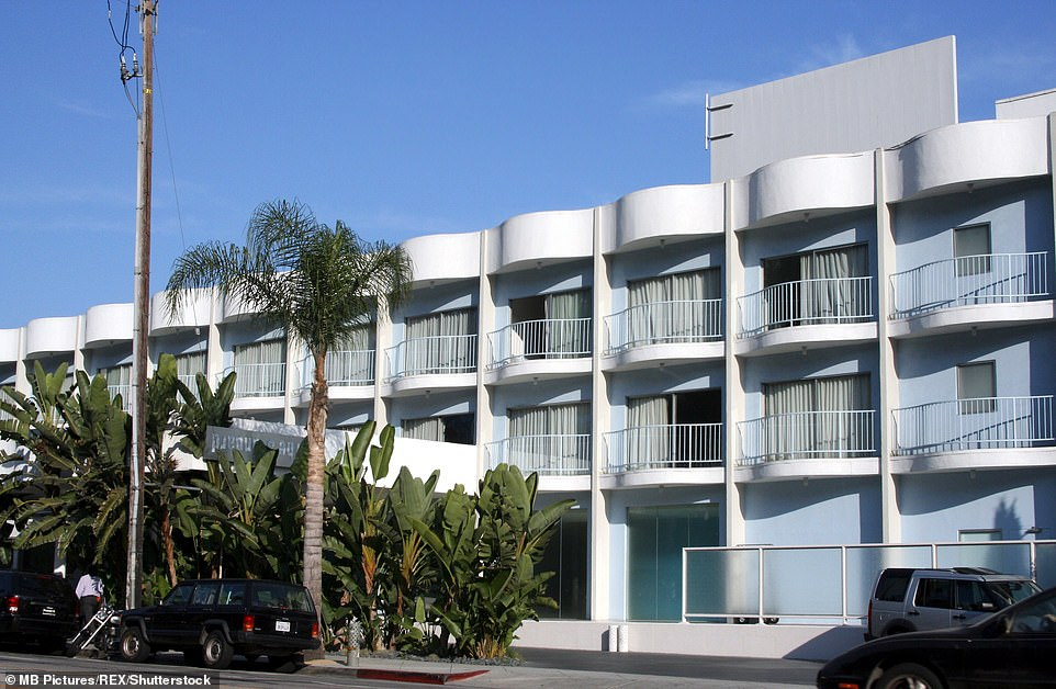 Shuttered: The Standard in West Hollywood announced it was closing as of today, accusing a `` significant increase in its lease making it impossible to operate the property ''