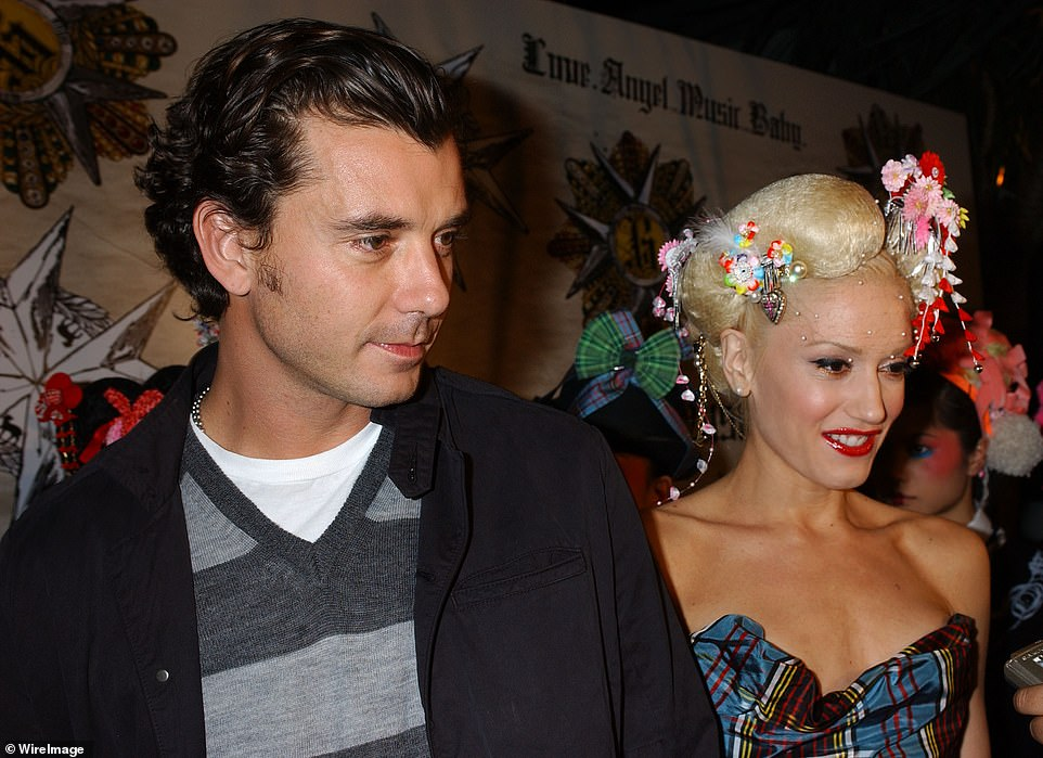 Flashback: Gwen Stefani and Gavin Rossdale attended one of Gwen's album release parties in 2004