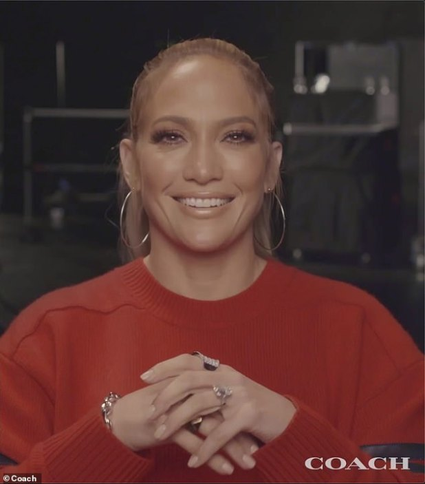 On Friday: Jennifer Lopez took some time to reflect on her life and career in a video chat serving as the first edition of the Coach Convergence on YouTube.