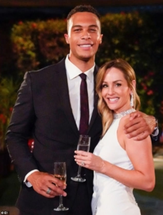 Cheating scandal: It comes amidcheating accusations from ex Clare Crawley during their breakup, following their recent split
