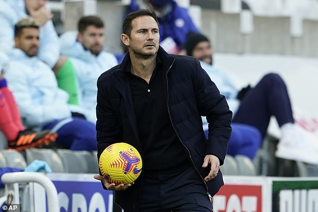 Lampard was en route to Chelsea's Cobham training ground when Abramovich called him in