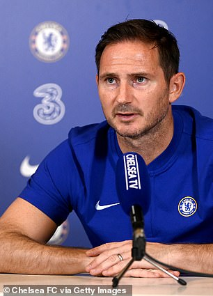 Frank Lampard was sacked by Chelsea on Monday morning after a morning meeting with Roman Abramovich
