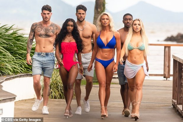 Back to the Island: Love Island USA's Instagram account announced that the series was renewed for a third season on Wednesday;  Members of the Love Island season drew a picture