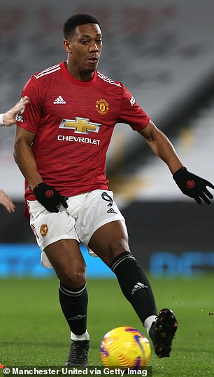 Anthony Martial was sent racist abuse after games against West Brom and Sheffield United