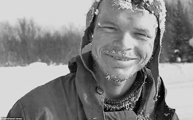 Led by 23-year-old Igor Dyatlov (pictured), the skiers failed to finish their mission, sparking a huge manhunt - all nine were found dead, many with unusual injuries