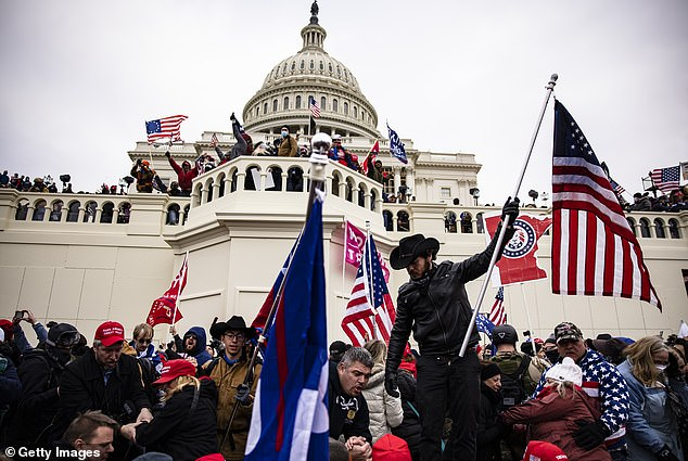 Donald Trump supporters stormed the US Capitol on January 6 in a riot that left five dead. The riot came after Trump pushed unfounded claims of election fraud