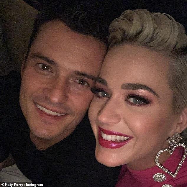 Nuptials: Katy and her fiancé Orlando Bloom have been engaged since 2019 and intended to tie the knot this year in Japan, but have delayed the festivities on account of COVID-19