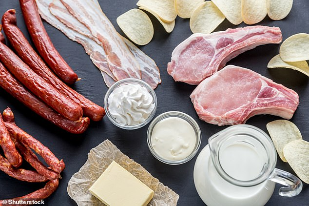 Dietary fat is a controversial topic in nutritional science - proponents of high fat and low fat diets are often in stark disagreement. The NHS says people should cut down on foods and drinks that are high in saturated fats and trans fats and replace some of them with unsaturated fats. Saturated fats are those found in milk, cheese, meat, butter, pastries, cream and more