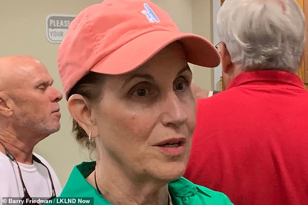 Julie Jenkins Fancelli, a prominent Trump donor, pledged $300,000 to the MAGA rally