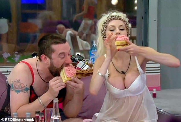Another TV show: Diamond and Courtney Stodden on Celebrity Big Brother in Britain in 2013