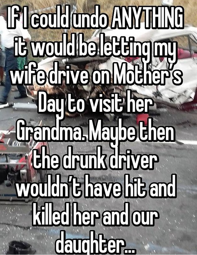 Heartbreaking: A woman fromLexington, Kentucky, shared her story about a tragic accident