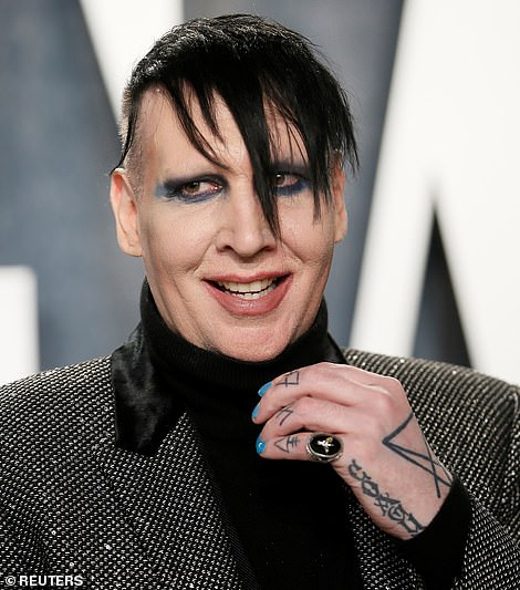 Marilyn Manson, 52, has been accused of abuse by eight women since Monday
