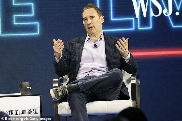 Meet the man taking over Amazon: Harvard grad and 'experienced buffalo wings eater' Andy Jassy