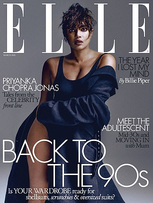 Read more:The March issue of ELLE UK is on sale from 04 February 2021