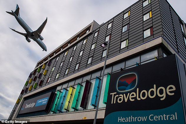 Arrivals from 'red list' countries are set to have to isolate in hotels at their own expense. It is not known if this hotel will be involved in the scheme, which is still being hammered out
