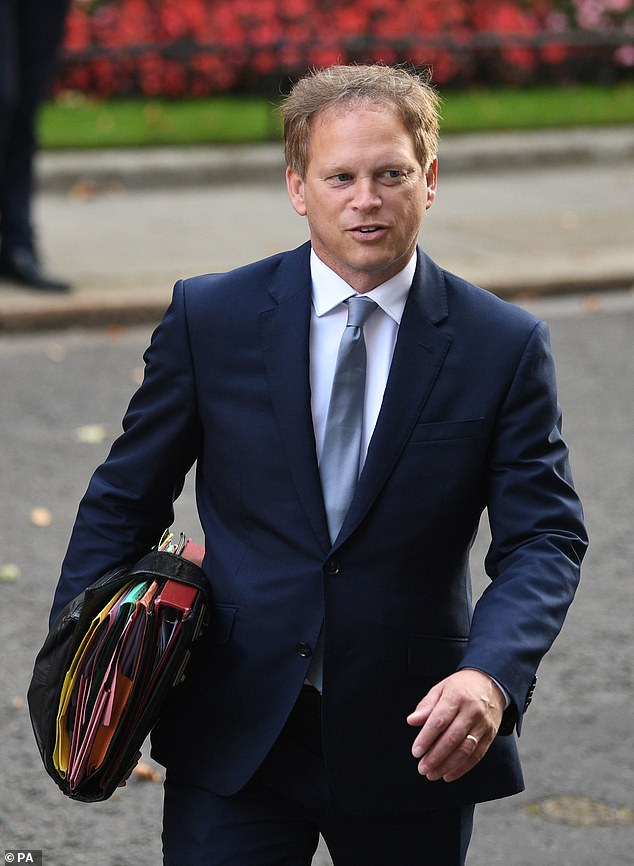 Grant Shapps has ruled out scrapping so-called 'smart motorways', while admitting their name was a 'misnomer'