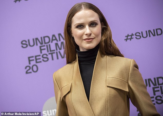 Actress Evan Rachel Wood spoke out Monday to accuse Manson of 'horrifically abusing' her