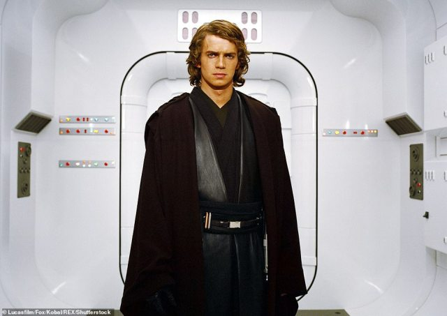 Anakin: While many fans assumed that Obi-Wan and Anakin didn't meet again until he had fully transformed into Darth Vader in the first Star Wars movie, 1977's A New Hope, this show will reveal a battle in between