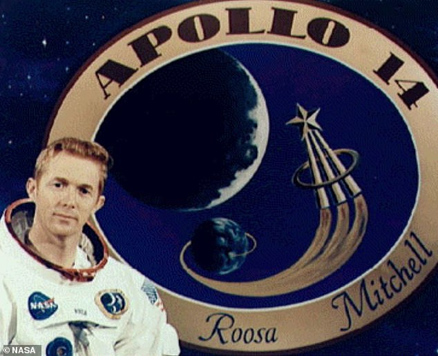 The mission was part of Apollo 14 and while astronauts Alan Shepard and Edgar Mitchell walked on the moon, Stuart Roosa orbited above in the command module with the seeds that sat his personal kit