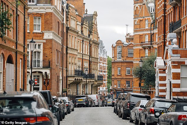 Unprofitable?The latest findings by CIA Landlord also suggest that most of London has become 'unprofitable' for landlords over the past year